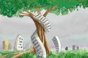 """Il consumo suolo """"invade"""" la natura"""